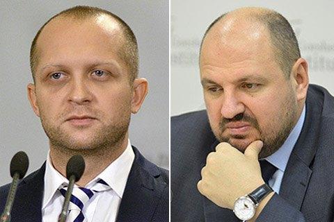 САП попросила суд арештувати все майно Полякова і Розенблата