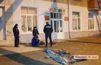 В Николаеве погиб военный, который провалился в 3-метровую яму