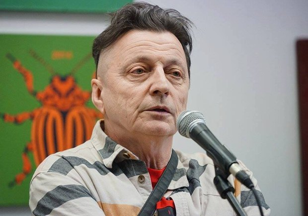 Куратор выставки Влодко Кауфман