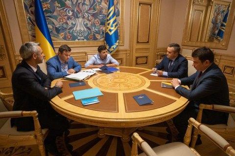 Зеленский призвал НАБУ и САП за три месяца дать ощутимый результат