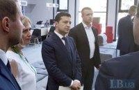 """Зеленский: на участке разведения в Золотом """"никаких обстрелов не было"""""""