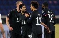Германия обновила свой исторический рекорд по количеству побед подряд в отборе на Чемпионат мира