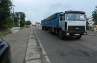 Київ обмежить рух вантажного транспорту через спеку
