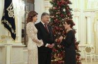 Порошенко поблагодарил США за поддержку Украины