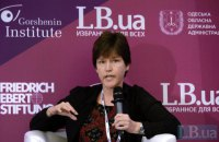 Украина в реформах делает шаг вперед и два назад, - Сюзан Стюарт