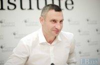 Кличко пішов у відпустку, обов'язки голови КМДА поклав на Пантелеєва