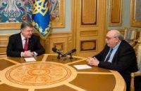 Порошенко призначив своїм радником економіста Пасхавера