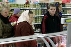 Украинцам выдадут продуктовые карточки