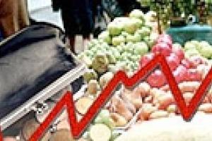 Базовая инфляция в Украине превысила 10%