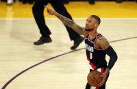 Неймовірний триочковий на останній секунді приніс перемогу в серії плей-оф НБА