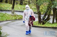 У Києві за минулу добу госпіталізували 112 пацієнтів з ковідом – це найвищий показник за час епідемії