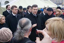 Президент в большей мере реагирует на митинги протеста, чем Кабмин и ВР, - мнение