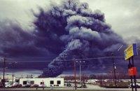 На заводе General Electric в США произошел крупный пожар