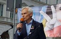 Экс-мэр Варшавы вступил в должность бизнес-омбудсмена Украины
