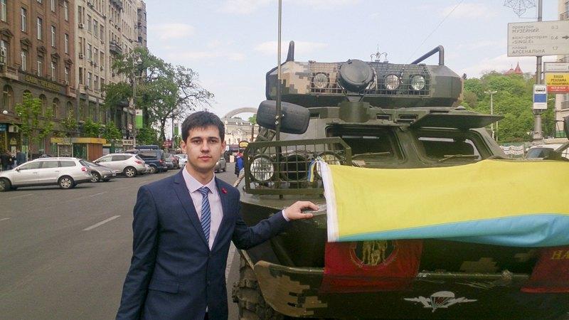 У Києві після Майдану