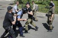 Суд арестовал одного из участников драки во время Марша равенства (обновлено)