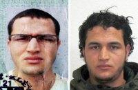 Берлинский террорист жил в Германии под 14 вымышленными именами