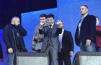 """З початку війни на Донбасі Зеленський чотири рази злітав до Москви, - """"Схеми"""""""