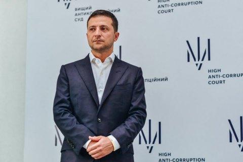 Зеленский не назначил 66 судей в течении более трех месяцев