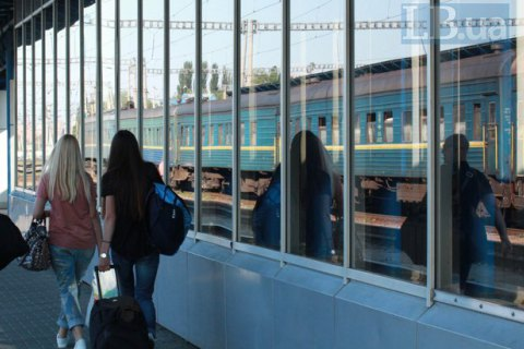 Ежедневно на работу в Киев приезжает 500 тыс. человек