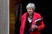 """Мей заявила про намір внести """"значні"""" зміни в угоду про Brexit"""