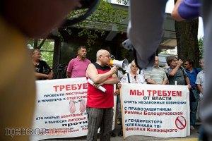 Кількість порушень прав журналістів різко зросла напередодні виборів