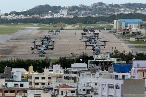 Влада Японії вирішила залишити військову базу США на Окінаві