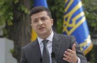 Зеленський підвищив статус Нацради з питань антикорупційної політики й очолив її