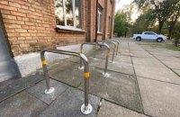 У Кличка до 1 вересня встановлять майже півтисячі велопарковок біля шкіл