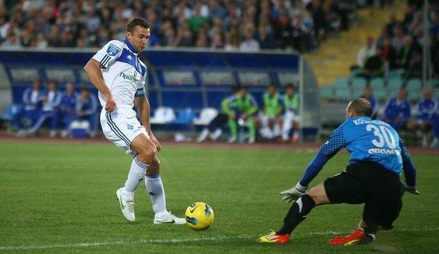 Даже Андрей Шевченко не может постоянно выручать команду в застойных матчах
