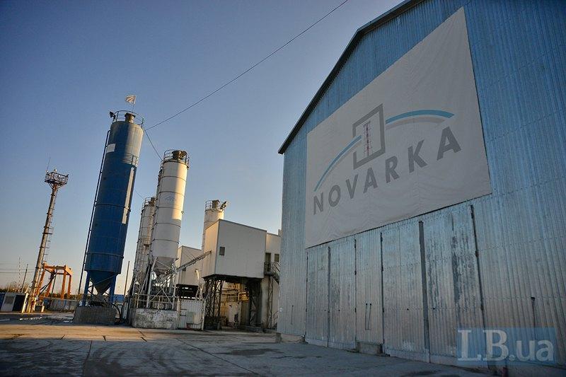 Бетонный завод Новарки полностью обеспечивает бетоном строителей конфайнмента