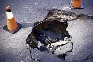 После Евро-2012 ремонт Житомирской трассы возобновится