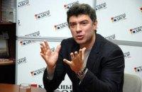 В России нет разговоров о холодной войне с Украиной, - Немцов