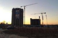 На скандальному будівництві на Микільській Слобідці знову почалися роботи