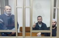 """Російський суд засудив трьох кримських татар у справі """"Хізб ут-Тахрір"""" до колонії суворого режиму"""