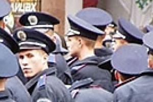На День независимости киевляне вели себя тихо, только много пили - милиция