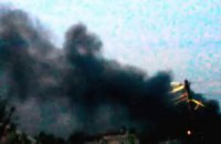В Константиновке идет бой за телевышку. Террористы применяют тяжелое оружие, - Аваков (Обновлено)