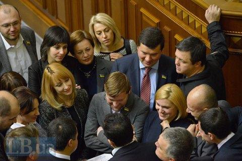 """""""Самопоміч"""" отримає 20 млн гривень з бюджету через третину жінок у фракції"""