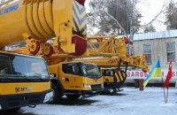 Китай подарит ГосЧС 50 единиц аварийно-спасательной техники