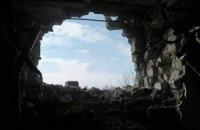 За добу на Донбасі загиблих серед військових немає