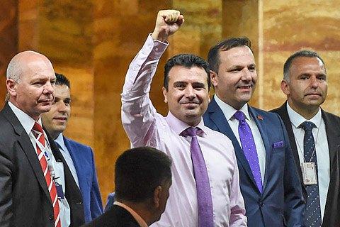 """Македонія заради примирення з Грецією готова """"віддати"""" Александра Великого"""
