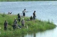 В Днепропетровске стартовал Чемпионат города по рыболовному спорту