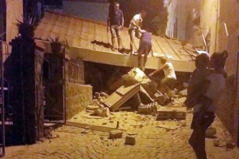 На итальянском острове Искья произошло землетрясение