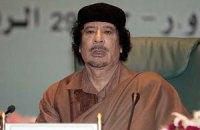 Каддафи пообещал нанести поражение НАТО
