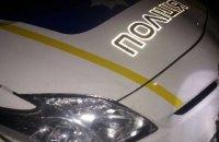 В Мукачево патрульная полиция сбила скутериста