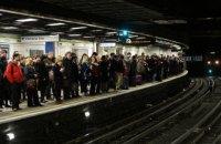 В лондонском метро временно закрывали станцию из-за задымления