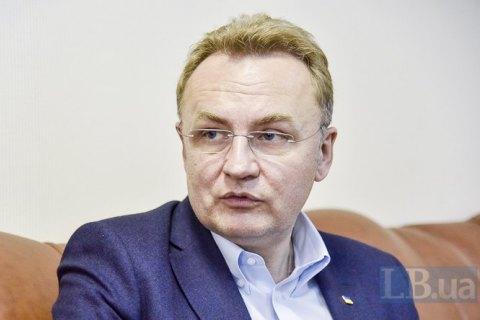 """Садовый решил покинуть пост главы партии """"Самопомич"""""""