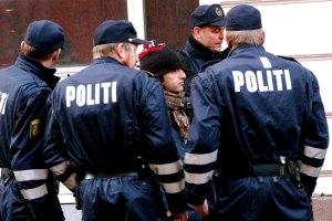 У Копенгагені посеред вулиці знайшли сумку з вибухівкою