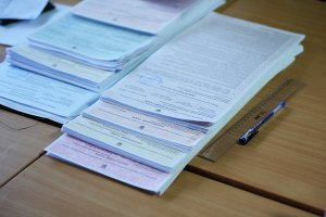 ЦВК передрукує бюлетені мажоритарників