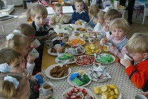 Число отравившихся в киевском детсаду возросло до 40